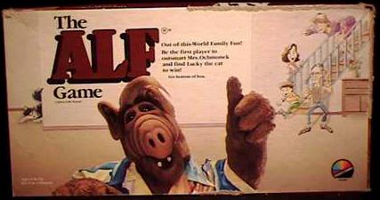 THE ALF GAME