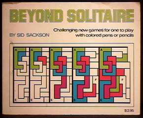 BEYOND SOLITAIRE - Click to order it from Amazon