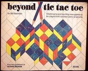 BEYOND TIC-TAC-TOE - Click to order it from Amazon