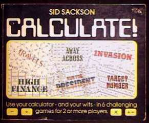 CALCULATE! - Click to order it from Amazon