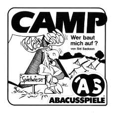 CAMP - Click to see if Funagain has one for you!