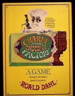 CHARLIE & THE CHOCOLATE FACTORY - Click to order it from Amazon