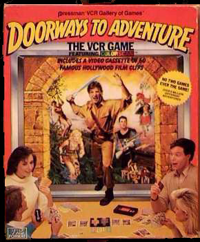 DOORWAYS TO ADVENTURE - Click to order it from Funagain
