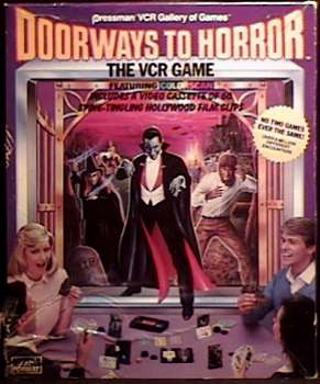 DOORWAYS TO HORROR - Click to order it from Funagain