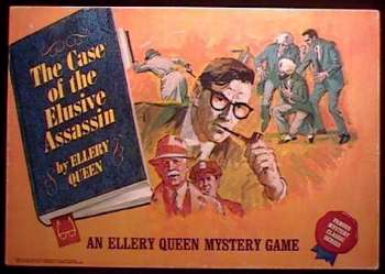 THE CASE OF THE ELUSIVE ASSASSIN (aka SLEUTH)