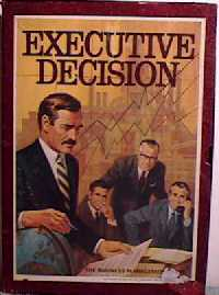 EXECUTIVE DECISION (Click to buy it from Funagain)