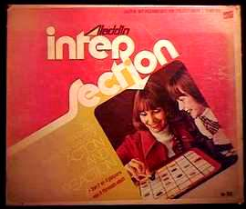 INTERSECTION - Aladdin 1974