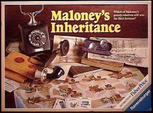 MALONEY'S INHERITANCE - Click to order it from Funagain