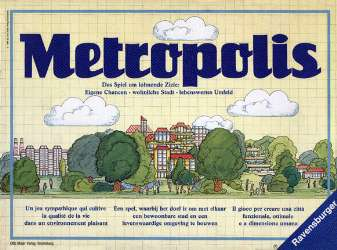 METROPOLIS (Click on the picture to buy it from Funagain)
