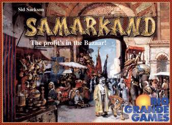 SAMARKAND - Click on the photo to buy it from Funagain!