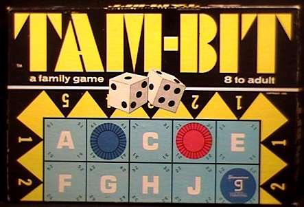 TAM-BIT - Gamescience/Renwal 1969