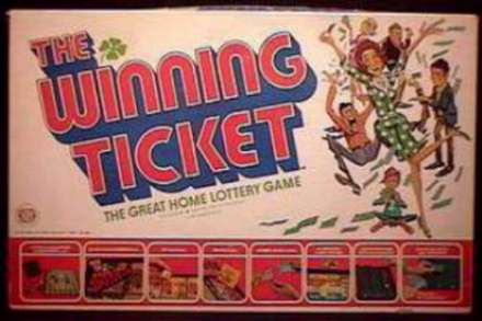 THE WINNING TICKET - Ideal 1970 - Click to order it from Funagain